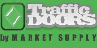 traffic door logo